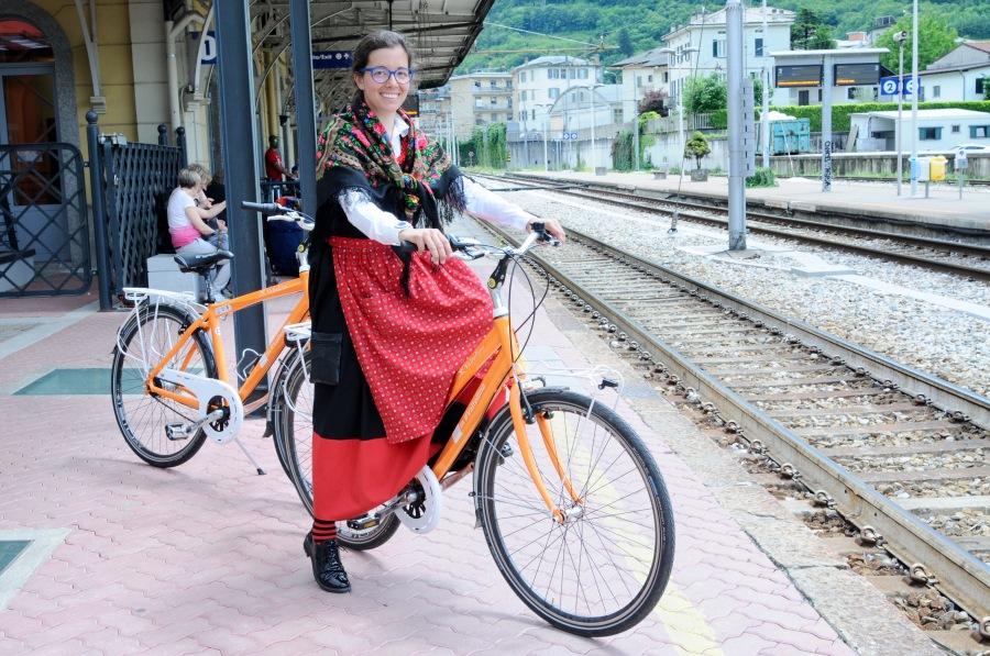 Train&bikefoto