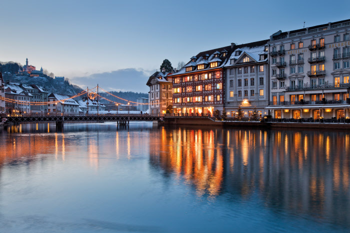 Swiss City: Lucerne